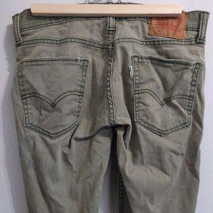 levi men's shorts